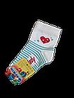 Носки детские на девочек хлопок стрейч Украина размер 14. От 6 пар по 7,50грн, фото 3