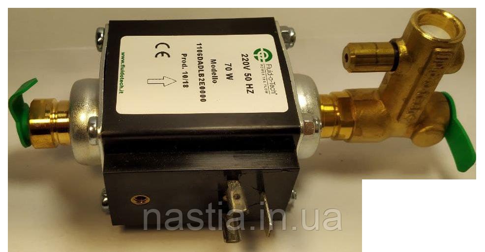 MG044 Помпа, латунь, 220V, 50Hz, 70W(1106DADLB2N), Fluid-o-Tech