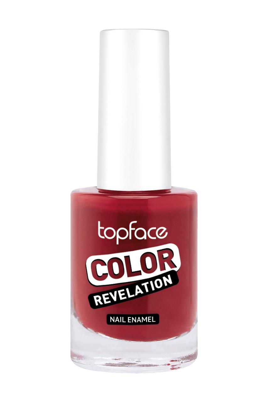 Лак для нігтів Topface Color Revelation PT105 № 80