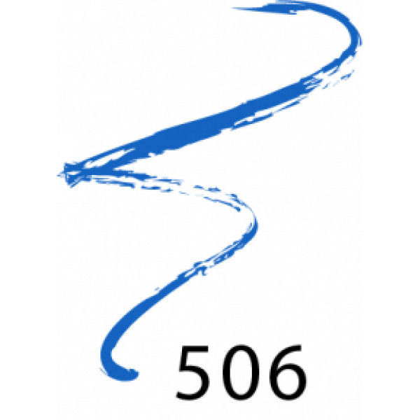 Олівець для очей Parisa №506 (блакитний)