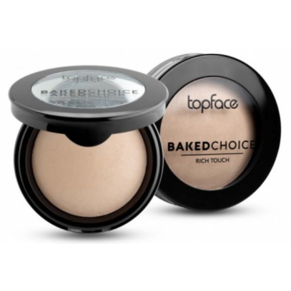 Пудра запечнная Top Face PT 701 03 Nude Shade