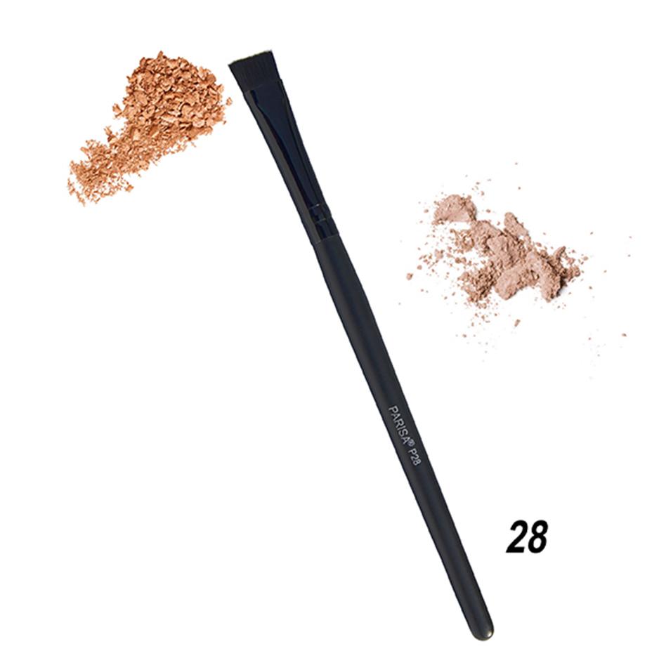 Кисть Parisa P28 - для макіяжу брів