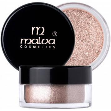 Пігмент розсипчастий Dramatic chrome Malva M491 № 5
