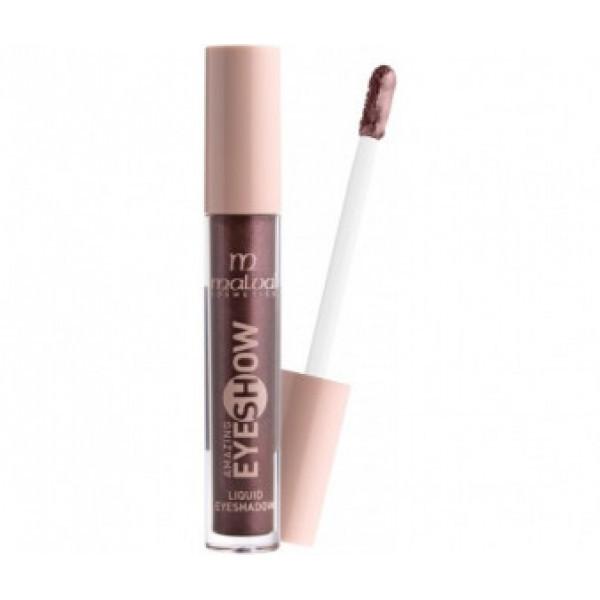 Рідкі тіні для повік Metallic Liquid Cream Eyeshadow PM5501 № 8