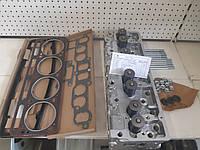 Головка блока ГАЗЕЛЬ двигатель УМЗ 4215(А-92) карб. с клап.с прокл.и крепеж. (пр-во УМЗ) 4215.1003010-70ком, фото 1