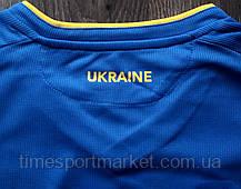 Футбольная форма Сборной Украины 2020-2021 Синяя (ФУТБОЛКА+ШОРТЫ), фото 3
