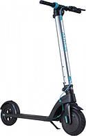 Электросамокат городской для детей и взрослых Proove Model X-City Silver/Blue (ncs_28084sb)