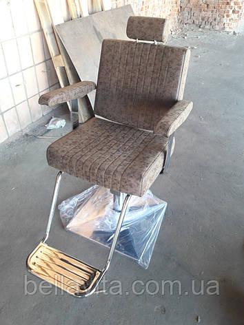 Парикмахерское мужское кресло Samuel, фото 2