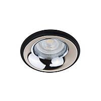Точковий світильник MJ-Light PRD RING R BK + PRD 3557-2 CH, фото 1