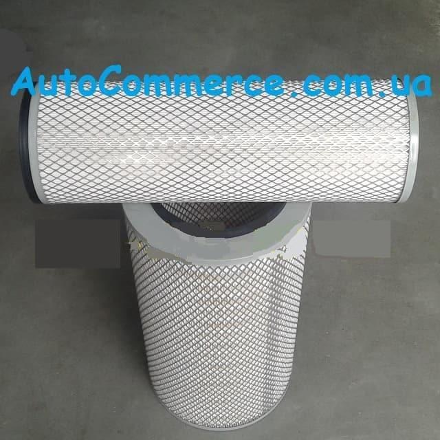 Фільтр повітряний YUTONG 6831 (Ютонг 6831)(D=275мм, D=165мм, H=510мм)
