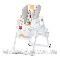 Стульчик для кормления Kinderkraft Yummy Multicolot, фото 3