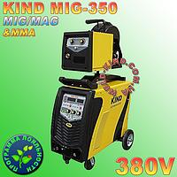 Сварочный полуавтомат KIND MIG 350