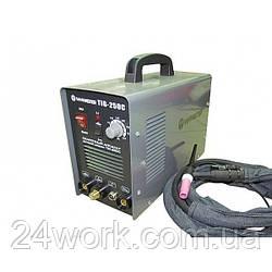 Зварювальний інверторний аргонодугового апарат WMaster TIG-250