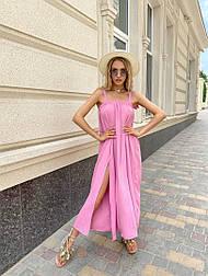 Сукня жіноча модне літнє жатка Оверсайз