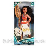 Принцесса кукла Моана - Ваяна Дисней, фото 4