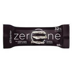 Протеиновые батончики Sporter Zero One 25x50 g