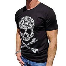 Футболка Skull & Bones Black
