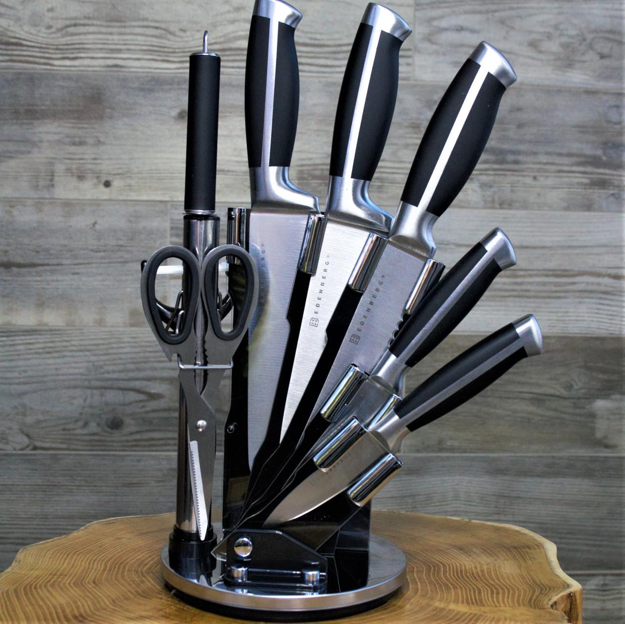 Набор Ножей (9 Предметов) Edenberg 3611