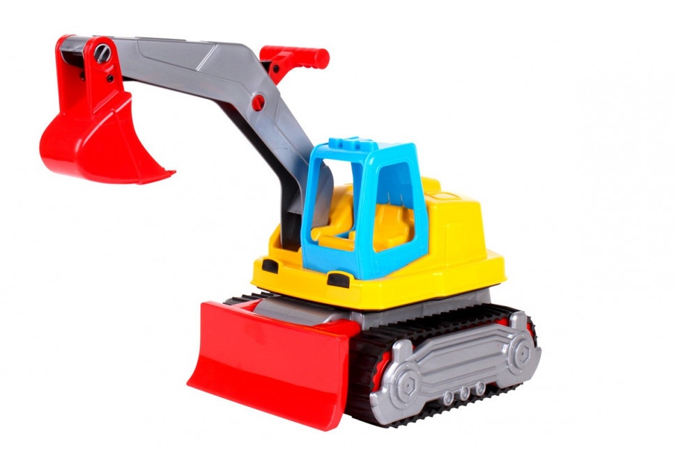 Іграшковий Трактор 6276TXK з рухомими деталями (Різнокольоровий)