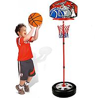 Детский игровой набор баскетбольное кольцо на стойке Metr+ М 2927