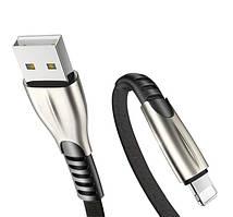 USB 2.0 кабель для зарядки  Fast Charging USB Cable IPhone 5 5s 6  быстрая зарядка качество #100224-4