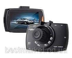 Автомобильный Видеорегистратор Car Camcorder G-sensor X30 Full HD 1080P
