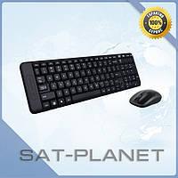 Logitech MK-220 - комплект беспроводная клавиатура и мышь