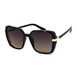 Солнцезащитные очки SumWin TR-90 9949 C2 черный градиент