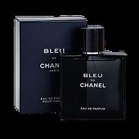 Chanel Bleu De Chanel 100 ml Мужская парфюмированная вода ( мужской парфюм Шанель Блю Де Шанель)