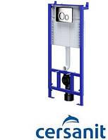 Система инсталляции SLIM&SILENT Cersanit для подвесного унитаза