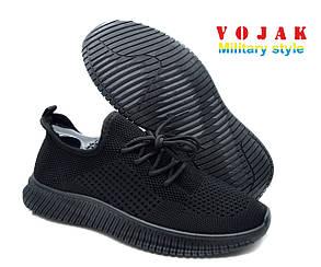 Кросівки чоловічі літні Navigator 2021 Black (шнурок)