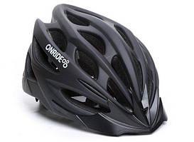 Шолом ONRIDE MOUNT black matt  , модель MV50, колір козирка Black, колір лого White ((55 - 58) CM)
