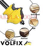 Мульти профильная фреза (кромочная фигурная) по дереву VOLFIX, фото 4