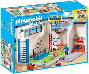 Playmobil 9454 Игровой набор Спортзал, гимнастика Sports Room City Play