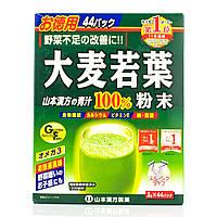 Аодзиру -порошок молодих листя ячменю, Японія 44 саші