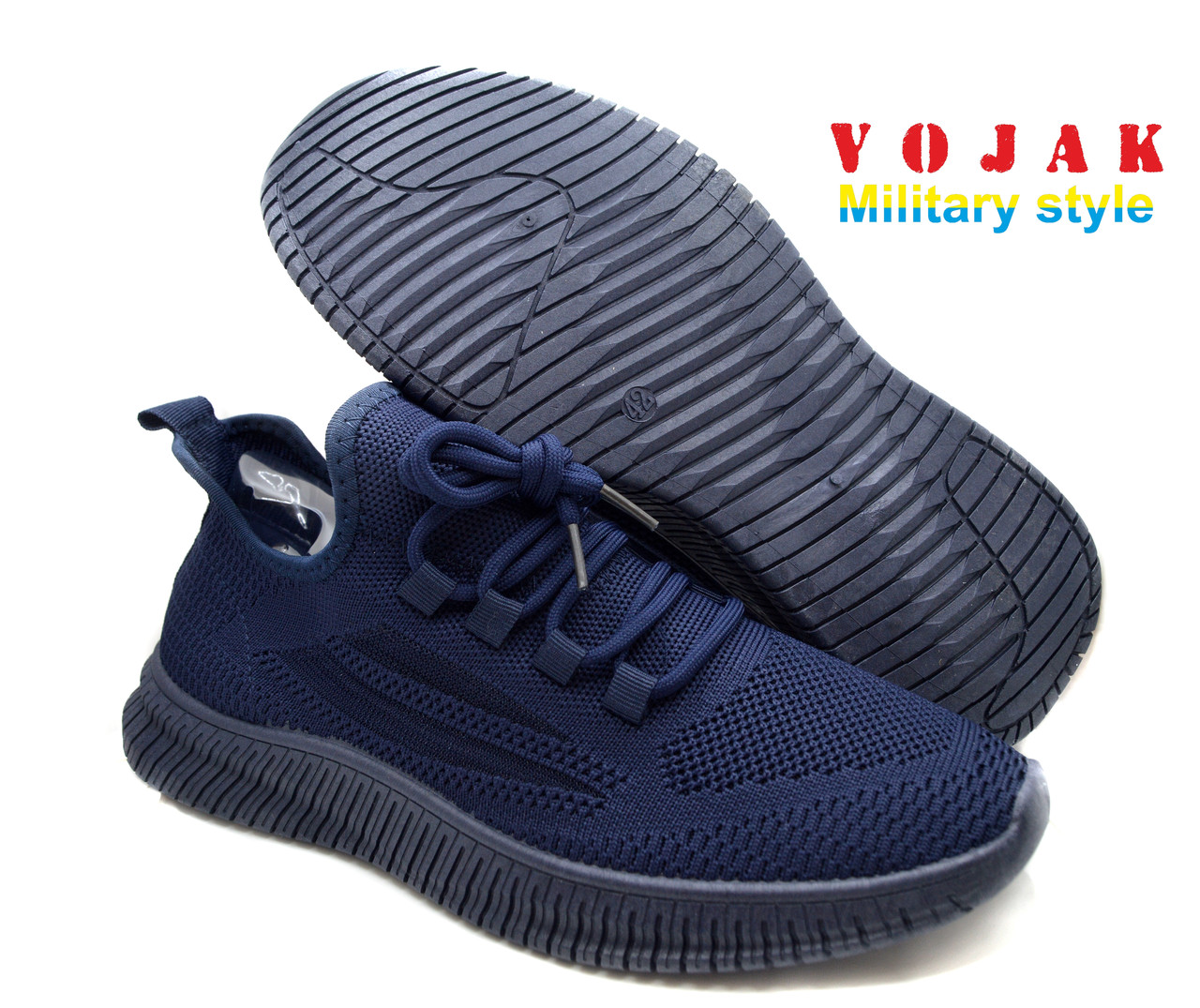 Кросівки чоловічі літні Navigator 2021 Blue (шнурок)