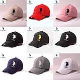 У стилі Ральф поло оригінал кепка бейсболка чоловіча, жіноча, підліткова, фото 6