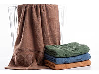 Полотенце для бани 140х70, бамбук