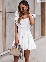 Платье женское белое 82699