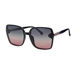 Солнцезащитные очки SumWin Polar 3275 С5 черно-розовый градиент