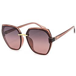 Солнцезащитные очки SumWin Polar 3228 C3 черно-розовый градиент