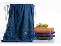 Полотенце для бани 140х70, махровое