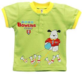 Футболка-поло для мальчиков 1369486983