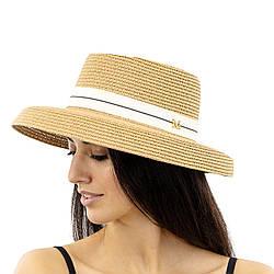 Шляпа АБАЖУР темно-бежевый