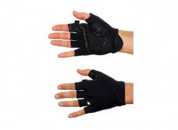 Велоперчатки ASSOS SummerGloves S7 blackVolkanga лето Размер одежды S