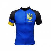 Веломайка ASSOS Jersey ClubGear Ukraine літо Розмір одягу S, фото 1