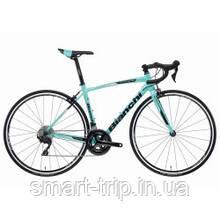 Велосипед BIANCHI Nirone 7 Alu Sora 9s CP Road Celeste Розмір рами 57