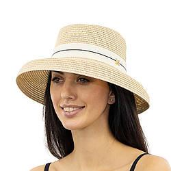 Шляпа АБАЖУР бежевый