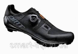 Велотуфлі DMT модель KM3 МТБ чорні Розмір взуття 40,5