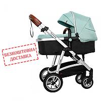 Дитяча коляска 2 В 1 CARRELLO FORTUNA CRL-9001/1 4 кольори